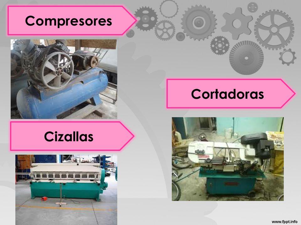 Compresores Cortadoras Cizallas