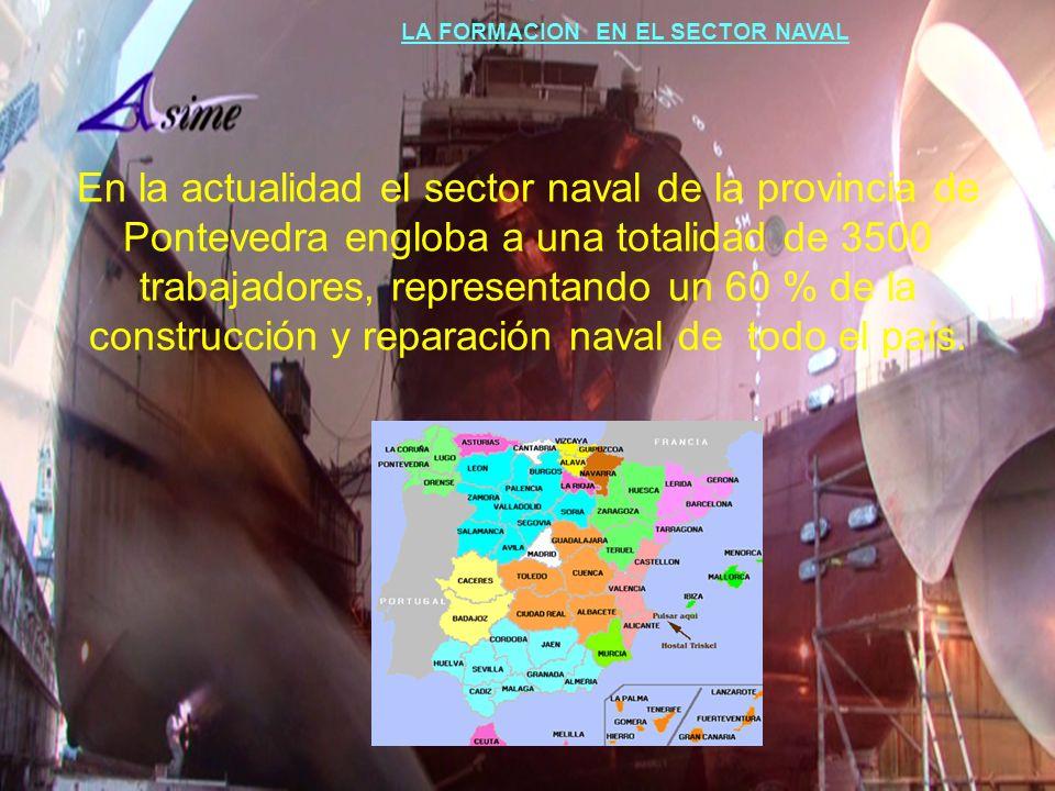 LA FORMACION EN EL SECTOR NAVAL