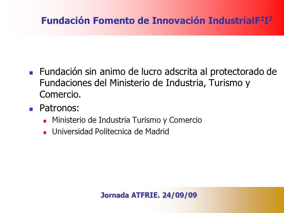 Fundación Fomento de Innovación IndustrialF2I2