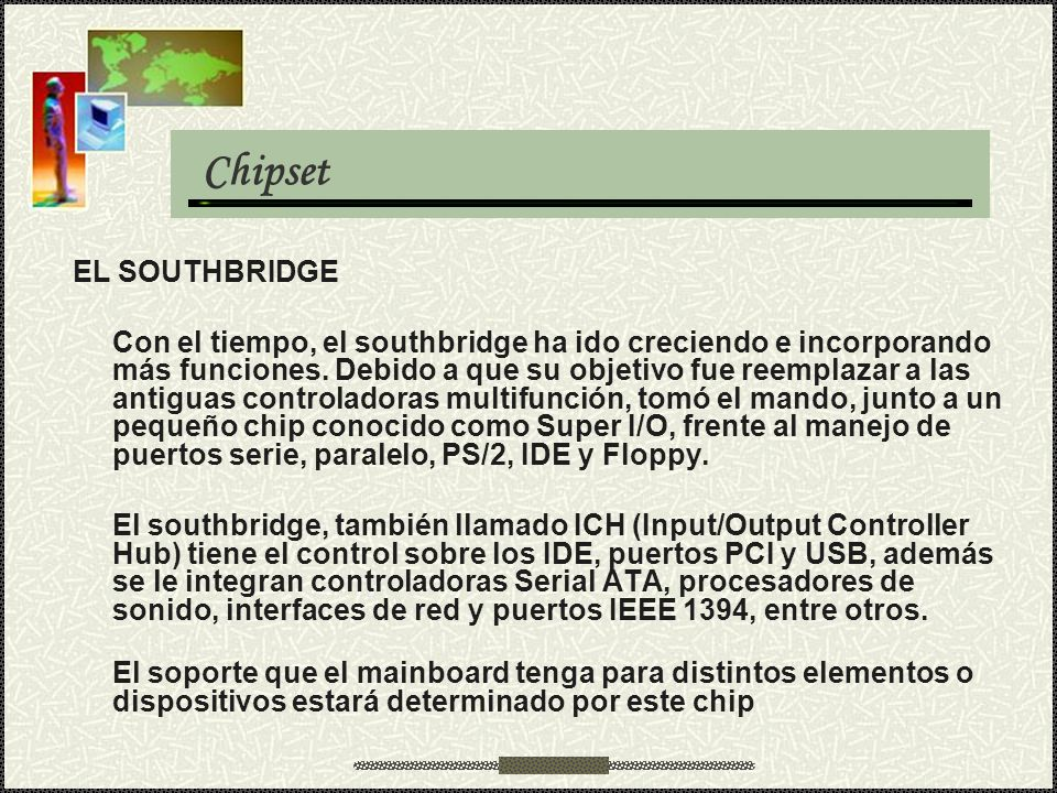 Chipset EL SOUTHBRIDGE
