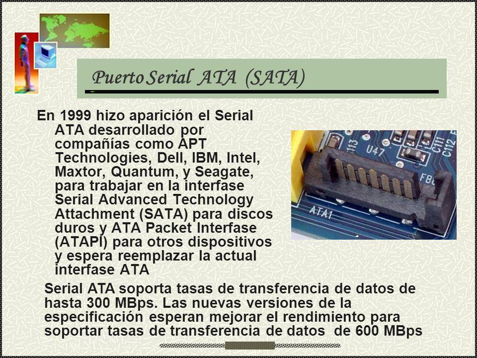 Puerto Serial ATA (SATA)