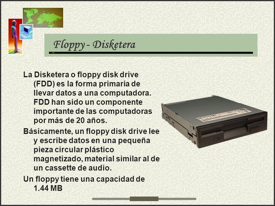 Floppy - Disketera