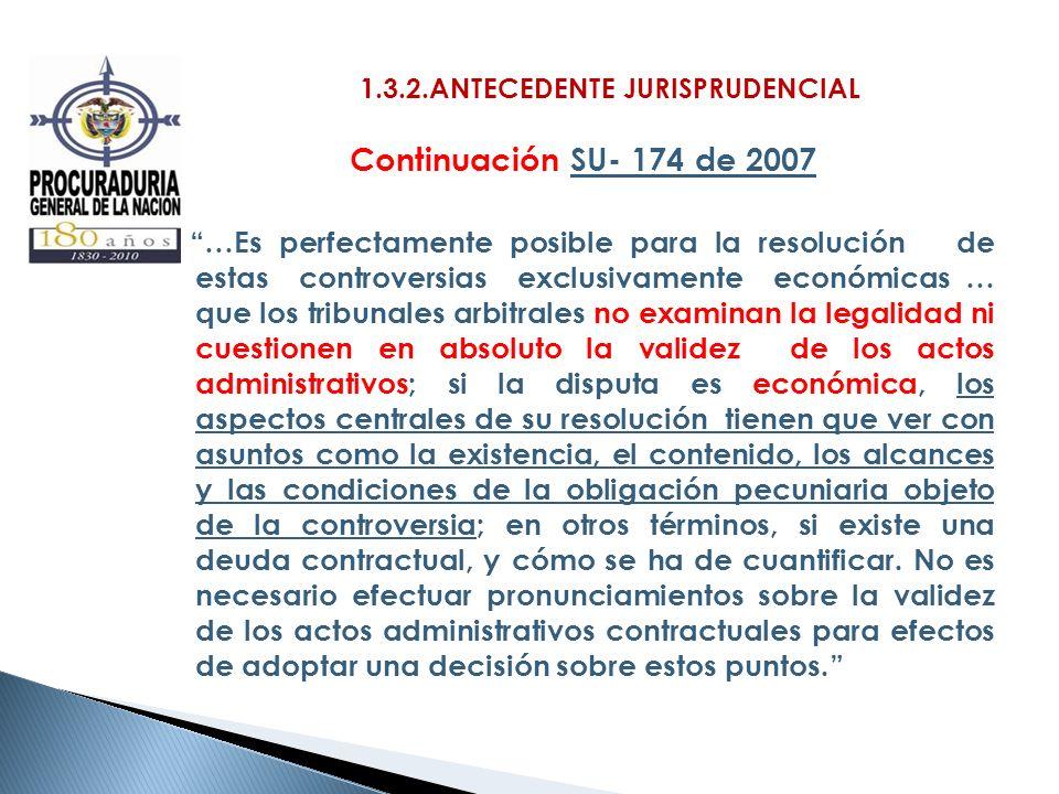 1.3.2.ANTECEDENTE JURISPRUDENCIAL