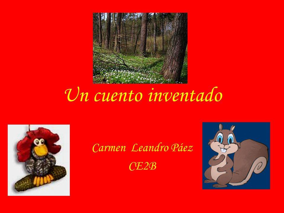 Carmen Leandro Páez CE2B