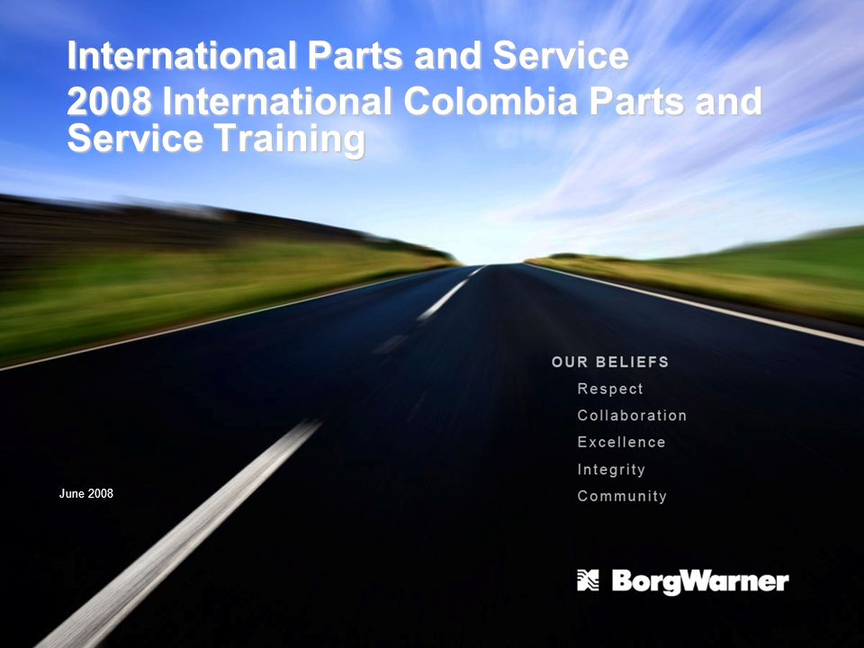International Parts and Service