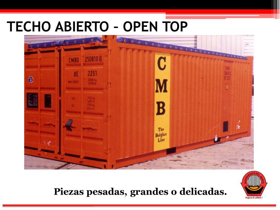 TECHO ABIERTO – OPEN TOP