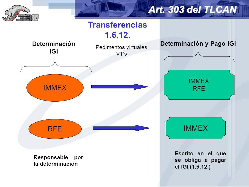 Determinación y Pago IGI