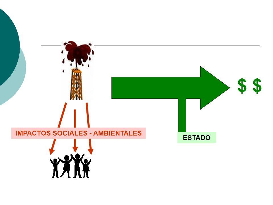IMPACTOS SOCIALES - AMBIENTALES