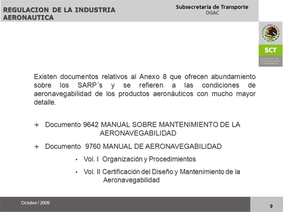 Documento 9642 MANUAL SOBRE MANTENIMIENTO DE LA AERONAVEGABILIDAD