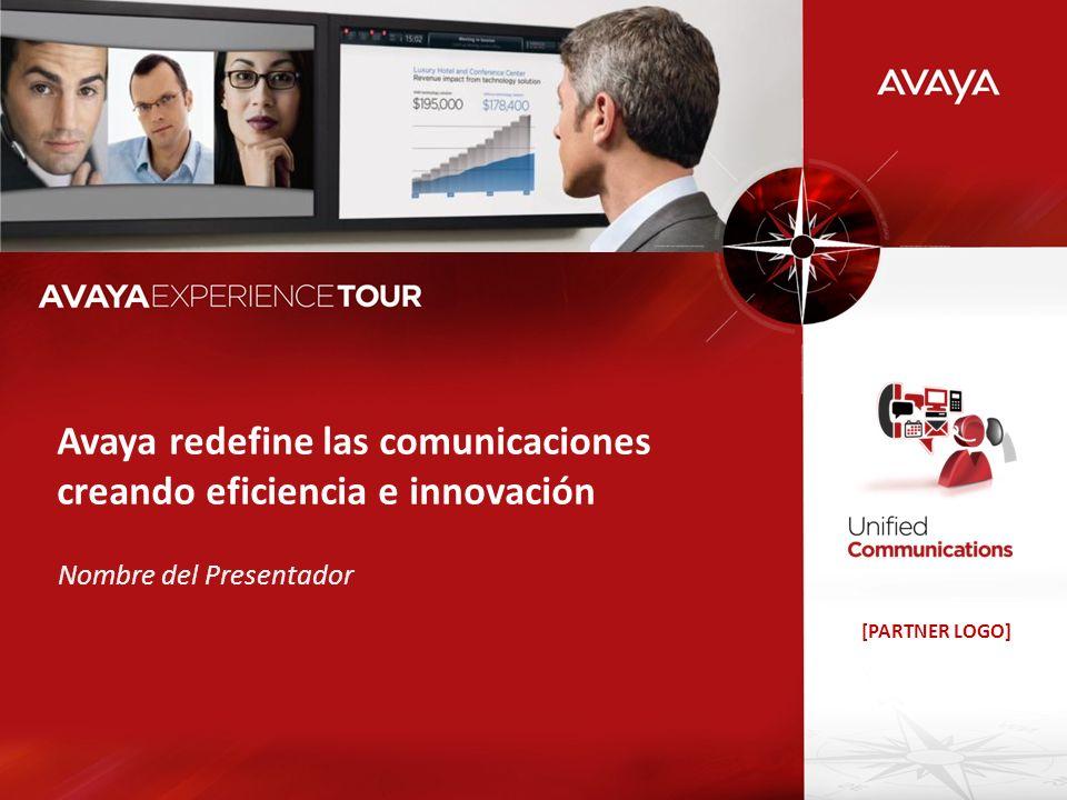 Avaya redefine las comunicaciones creando eficiencia e innovación
