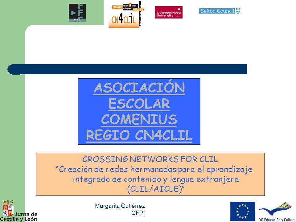 ASOCIACIÓN ESCOLAR COMENIUS REGIO CN4CLIL