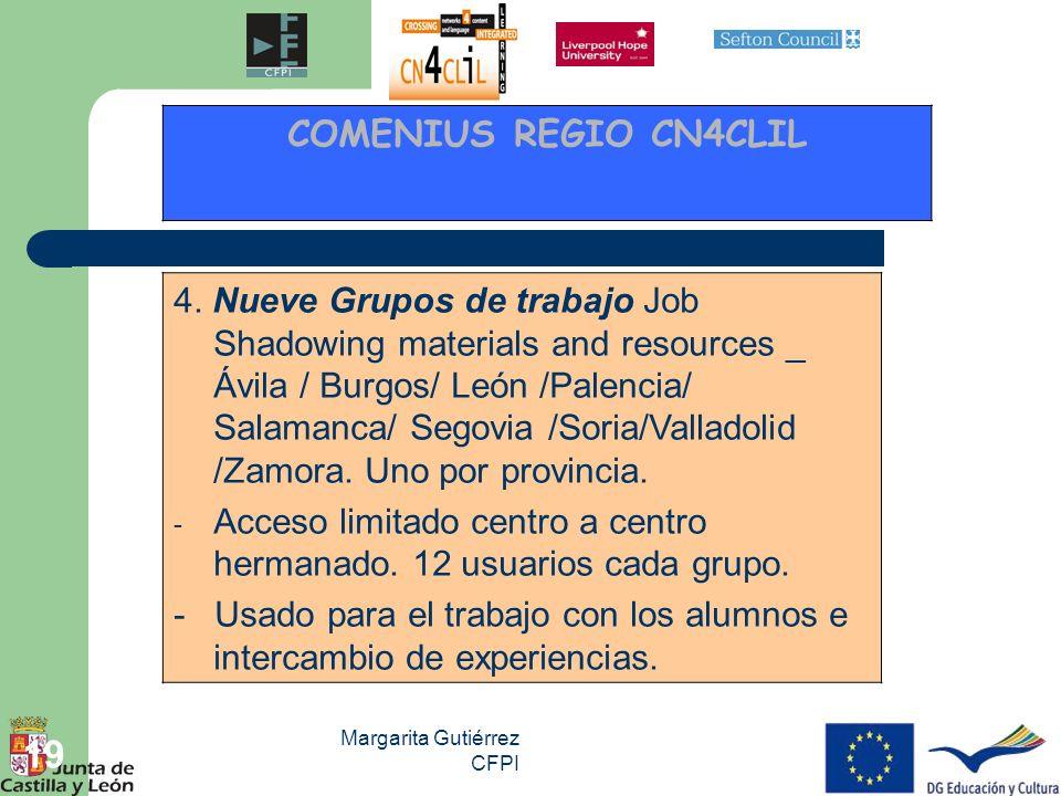 COMENIUS REGIO CN4CLIL