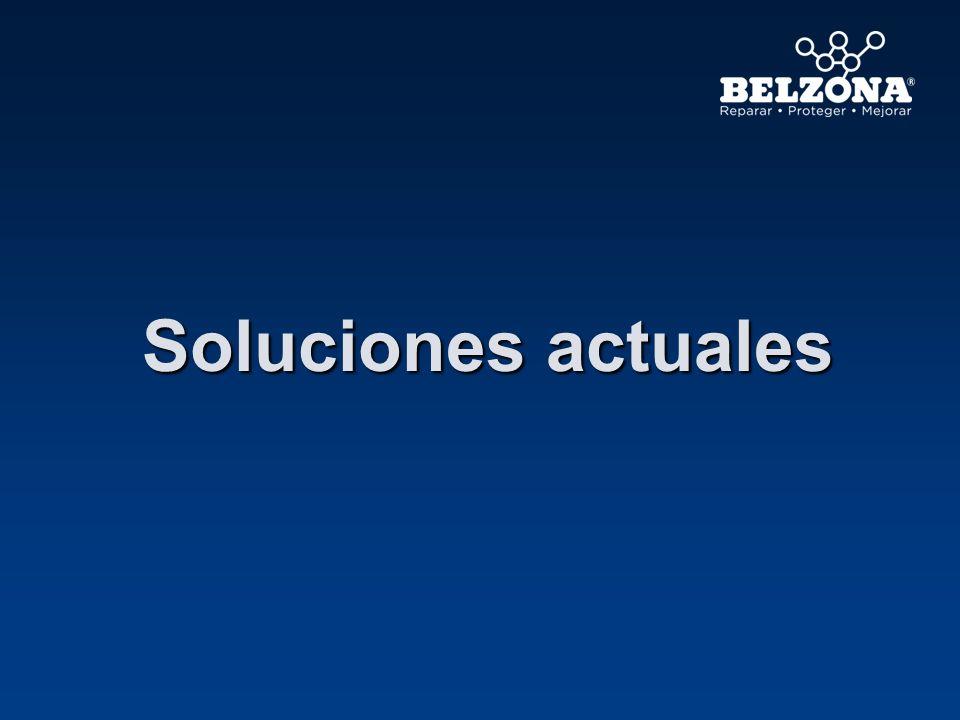 Soluciones actuales Ahí fuera existen diferentes soluciones.