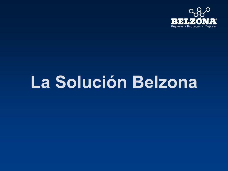 La Solución Belzona Veamos ahora las soluciones Belzona.