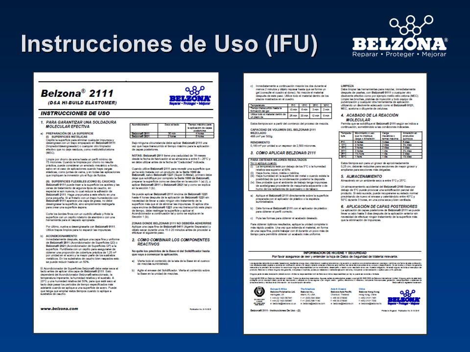 Instrucciones de Uso (IFU)