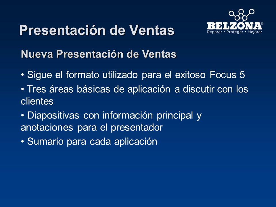 Presentación de Ventas