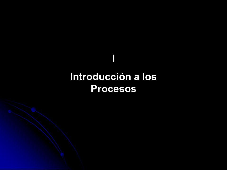 Introducción a los Procesos