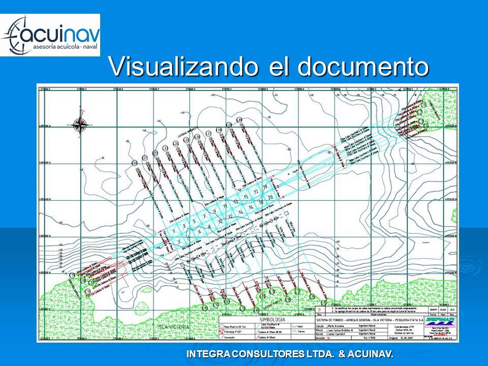Visualizando el documento