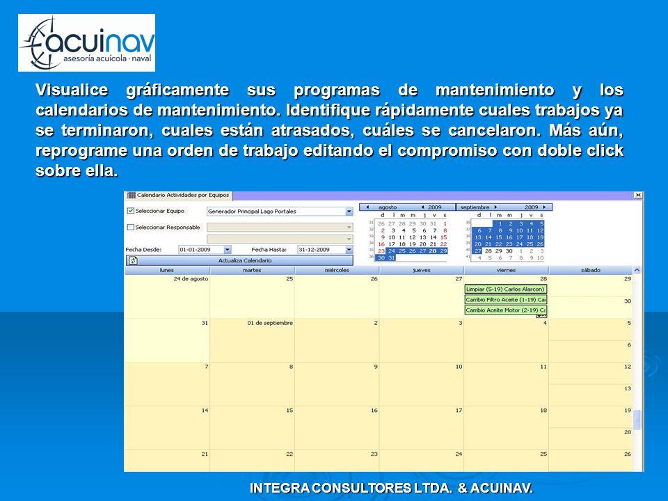 INTEGRA CONSULTORES LTDA. & ACUINAV.