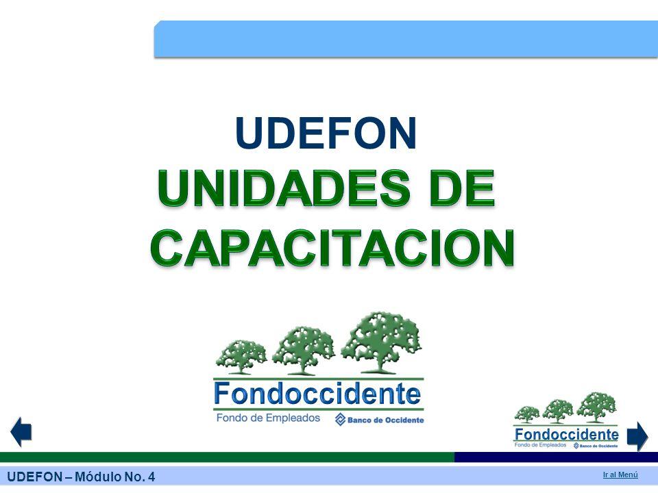 UNIDADES DE CAPACITACION