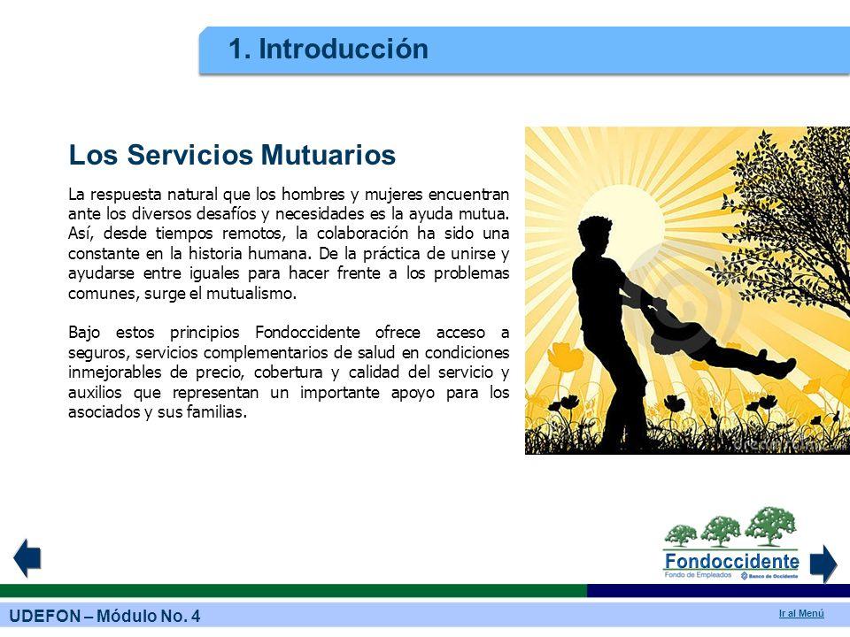 Los Servicios Mutuarios