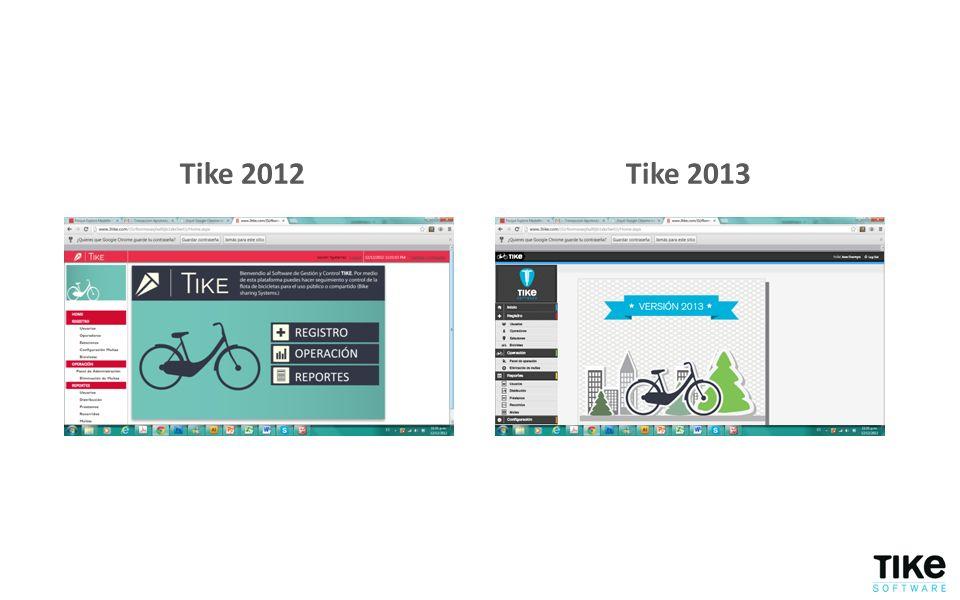 Tike 2012 Tike 2013