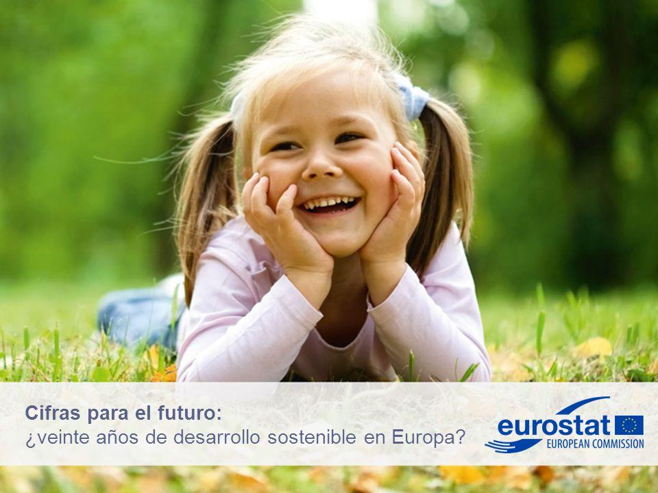Cifras para el futuro: ¿veinte años de desarrollo sostenible en Europa