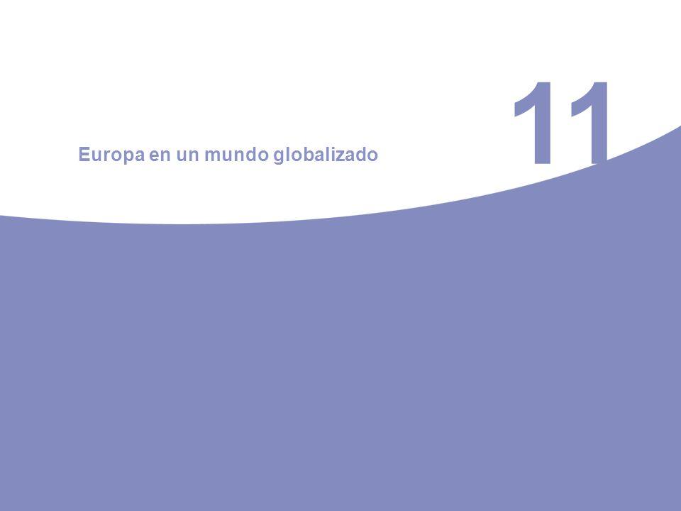 11 Europa en un mundo globalizado