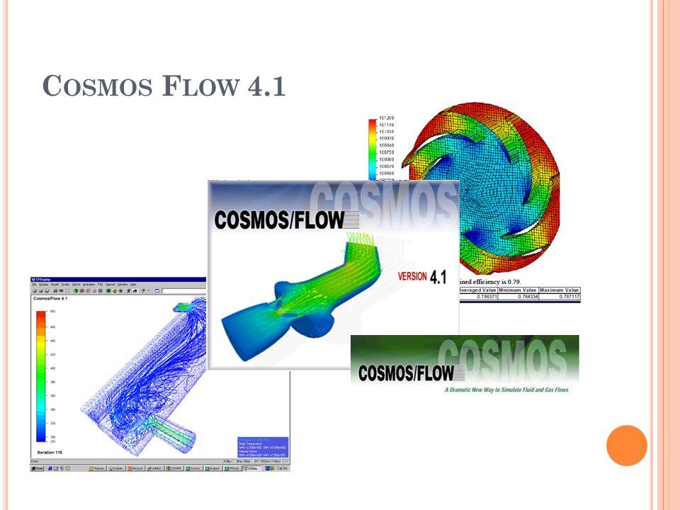 Cosmos Flow 4.1