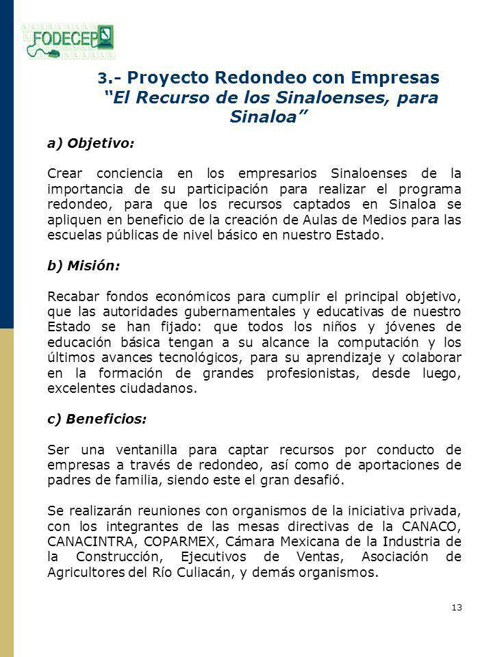 El Recurso de los Sinaloenses, para Sinaloa