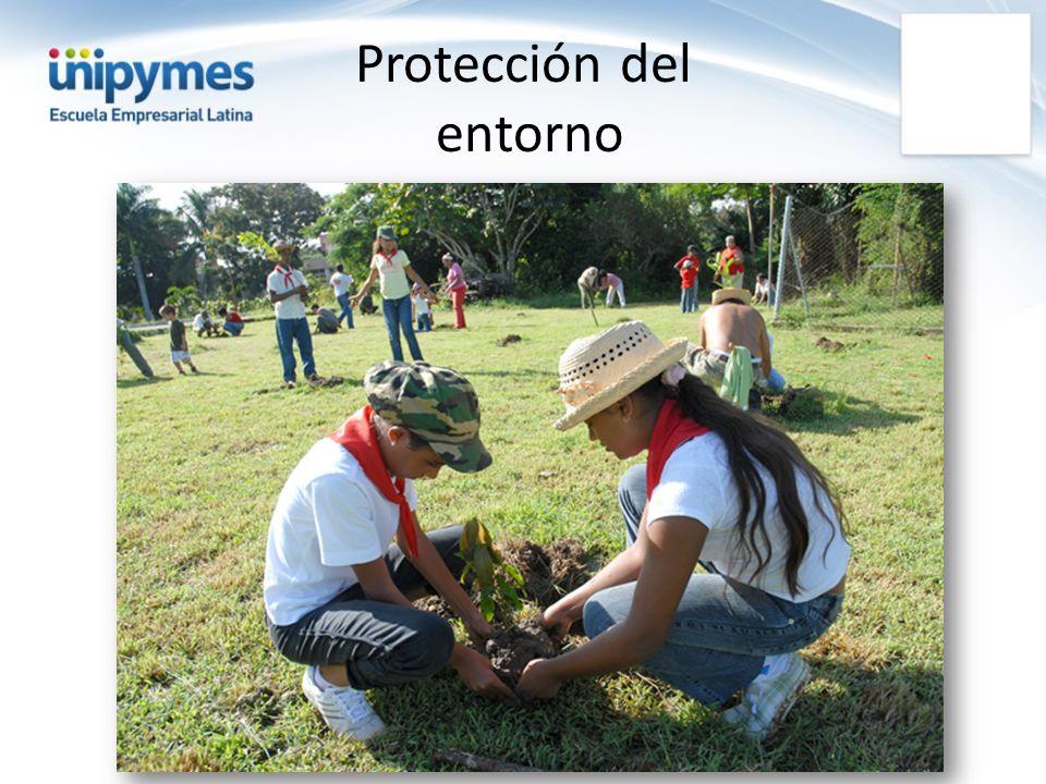 Protección del entorno