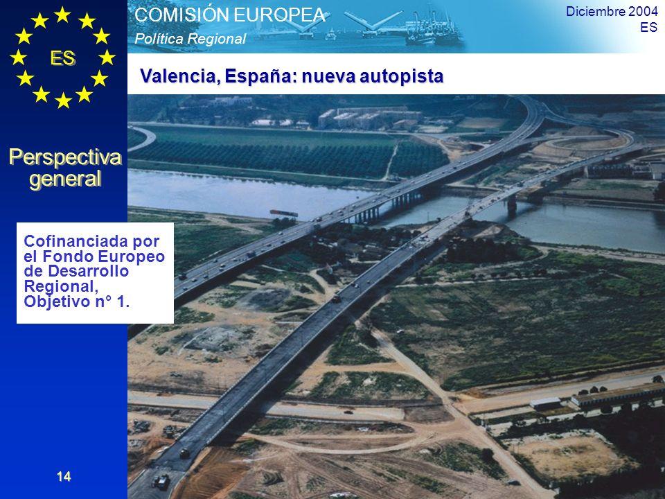 Valencia, España: nueva autopista