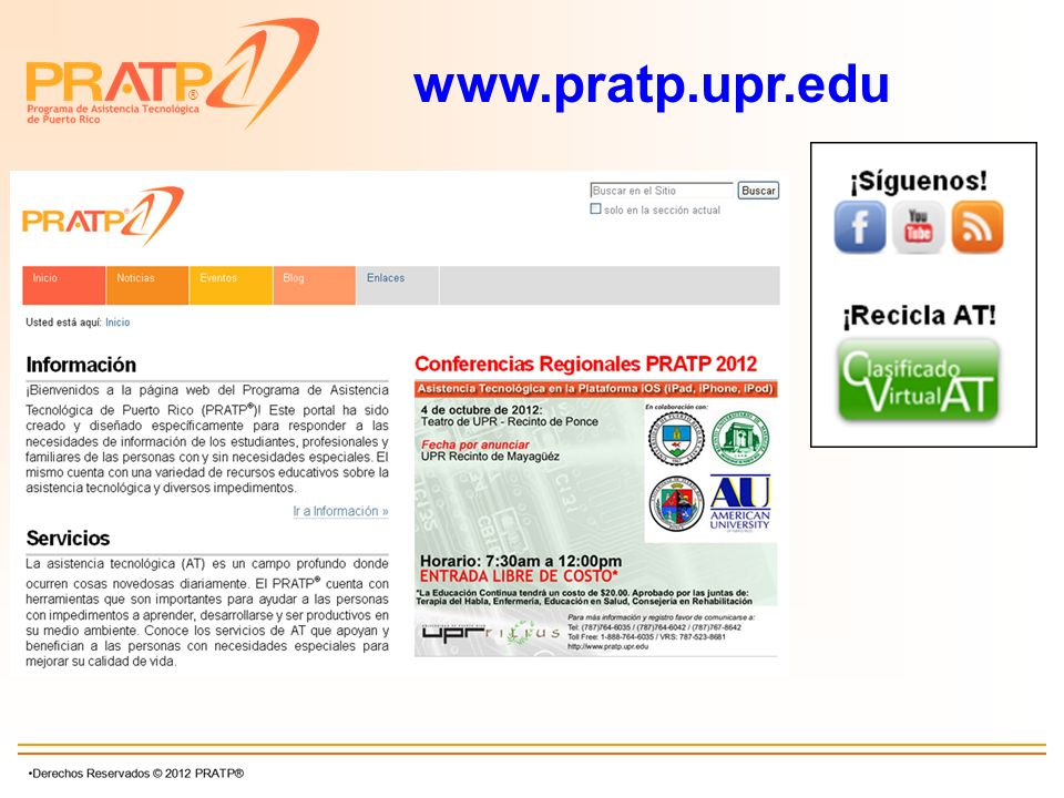 www.pratp.upr.edu