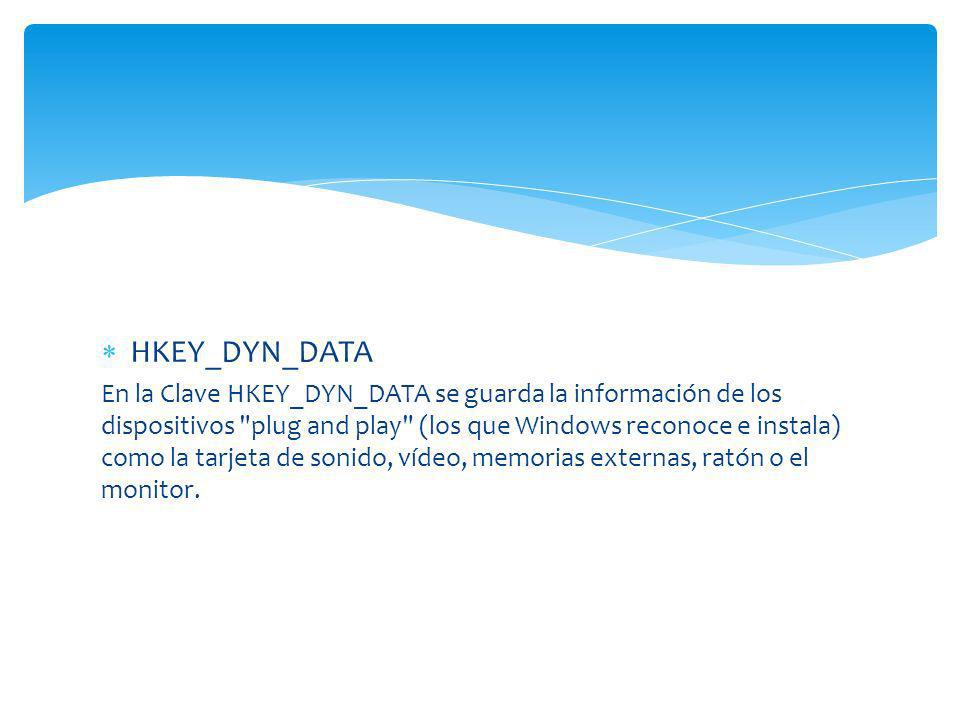 HKEY_DYN_DATA