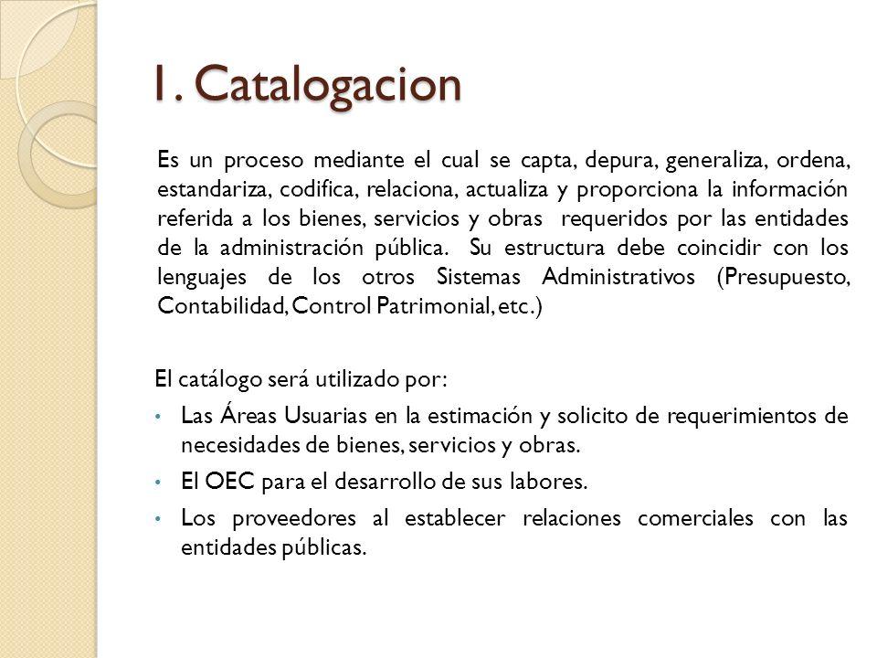 1. Catalogacion
