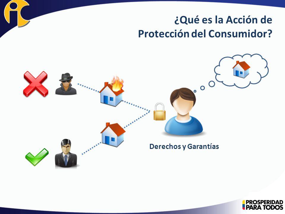 ¿Qué es la Acción de Protección del Consumidor