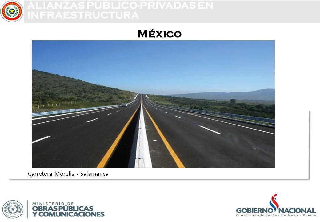México Carretera Morelia - Salamanca