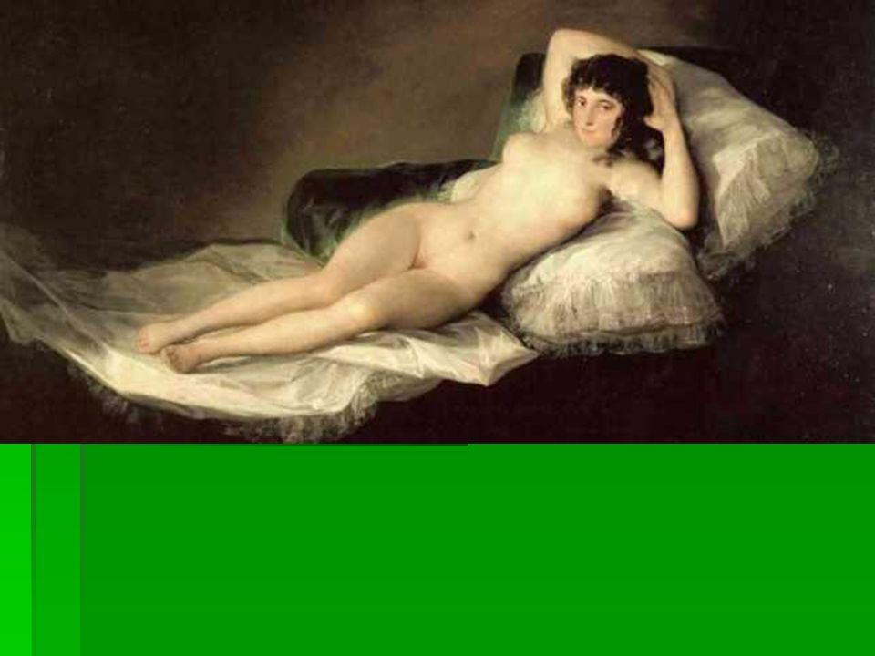 La Maja desnuda no es un desnudo mitológico, aunque se le llamaba Venus a veces en la época de Goya.