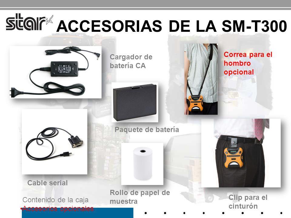 Accesorias de la SM-T300 Correa para el hombro opcional