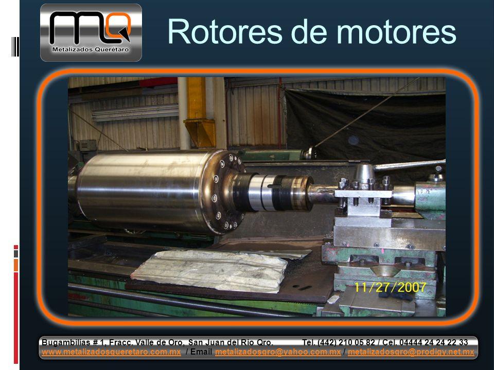 Rotores de motores