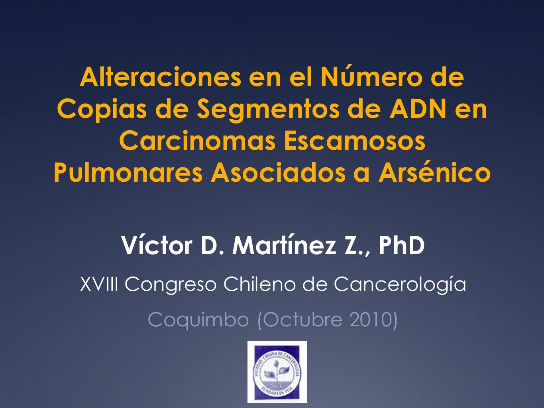 XVIII Congreso Chileno de Cancerología