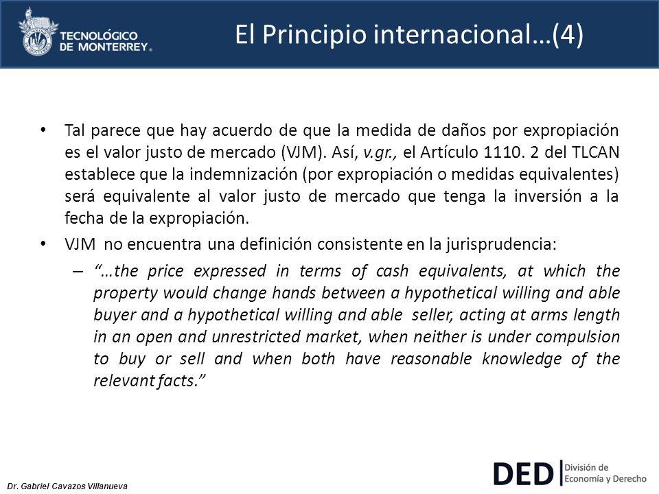 El Principio internacional…(4)