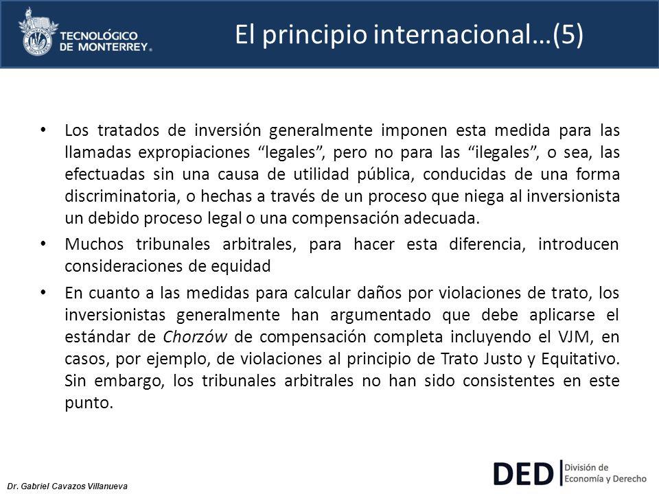 El principio internacional…(5)