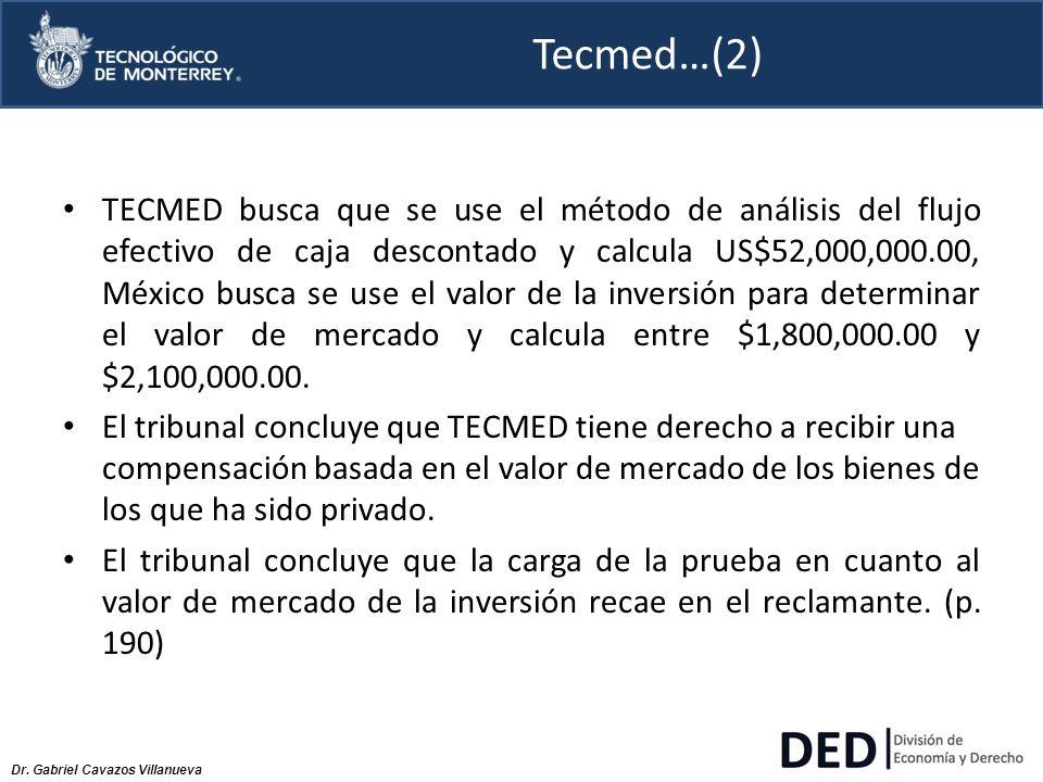 Tecmed…(2)