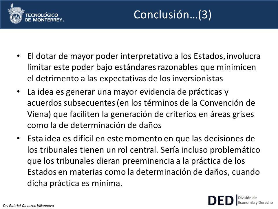 Conclusión…(3)