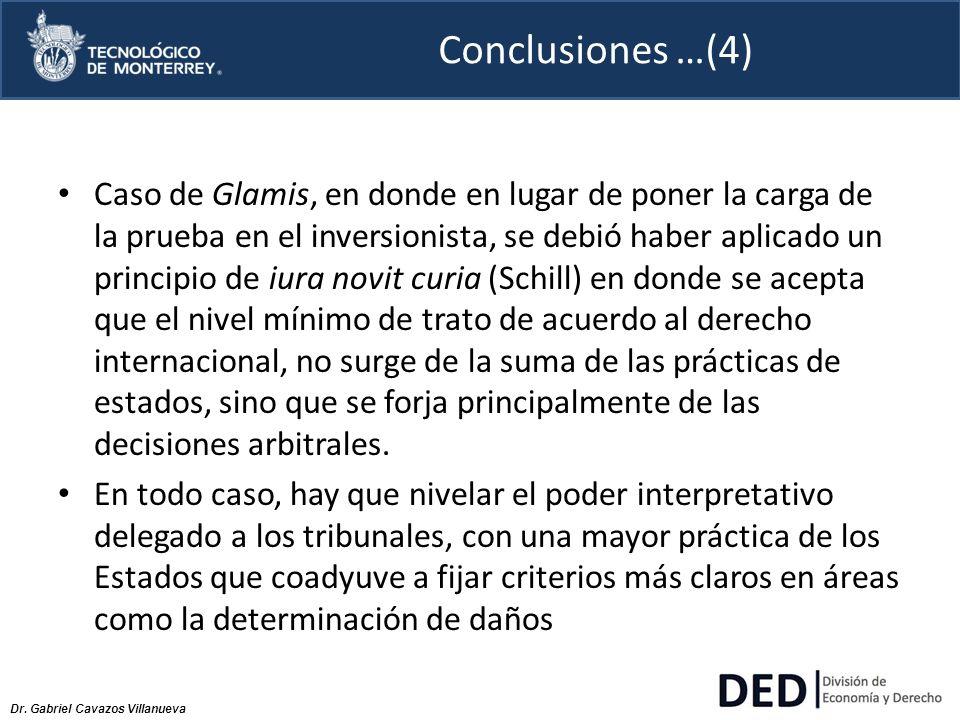 Conclusiones …(4)