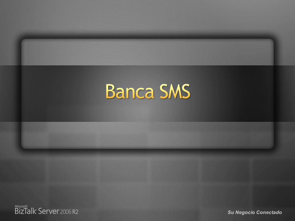 Banca SMS 3/29/2017 © 2005 Microsoft Corporation. All rights reserved.