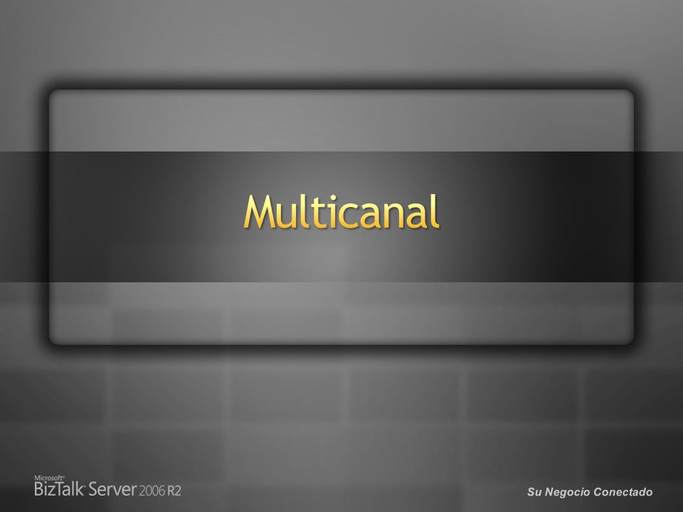 3/29/2017 Multicanal. © 2005 Microsoft Corporation. All rights reserved.