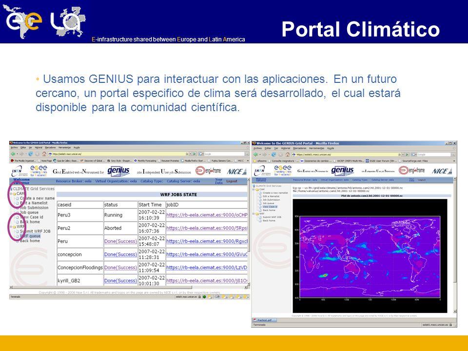Portal Climático