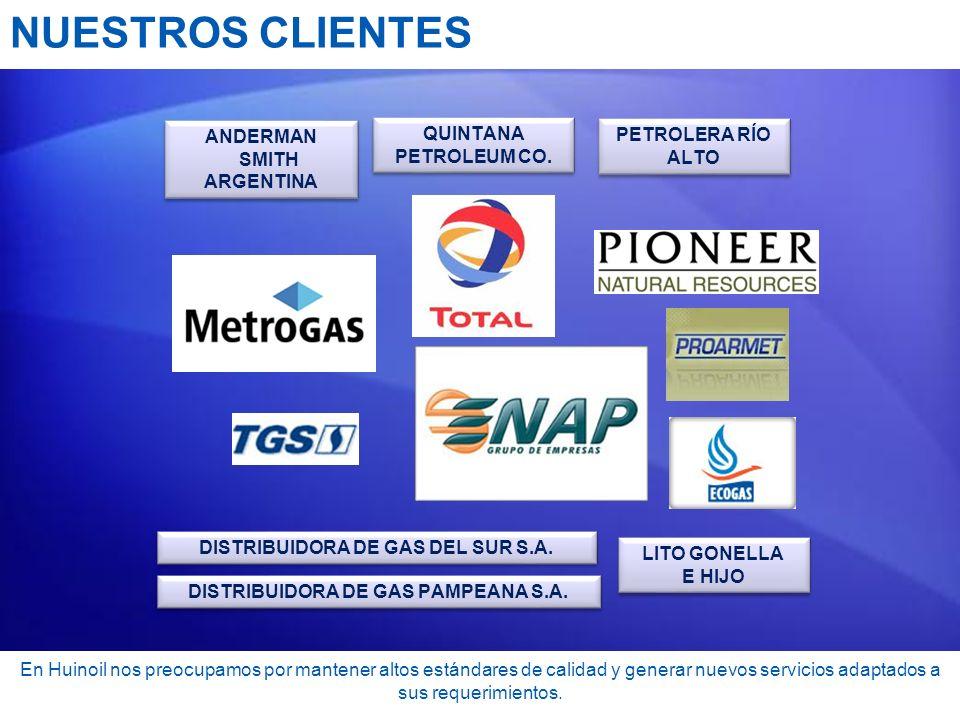 DISTRIBUIDORA DE GAS DEL SUR S.A. DISTRIBUIDORA DE GAS PAMPEANA S.A.